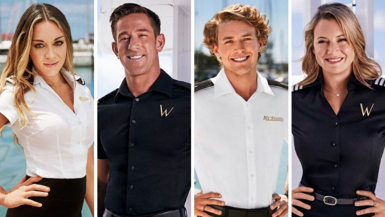 Here's all the crew members fired from Below Deck, Below Deck Mediterranean and Below Deck Sailing Yacht.