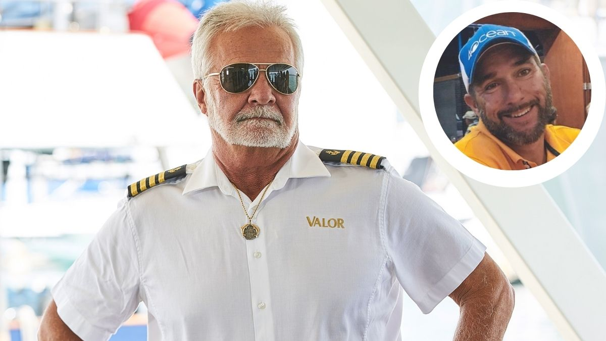 Captain Lee Rosbach from Below Deck talks taking on congress and keeping his son Joshua's memory alive.