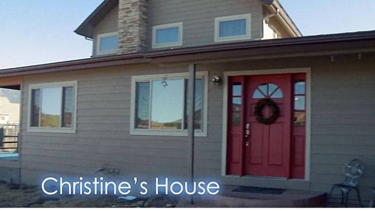 christine brown's flagstaff home she sold