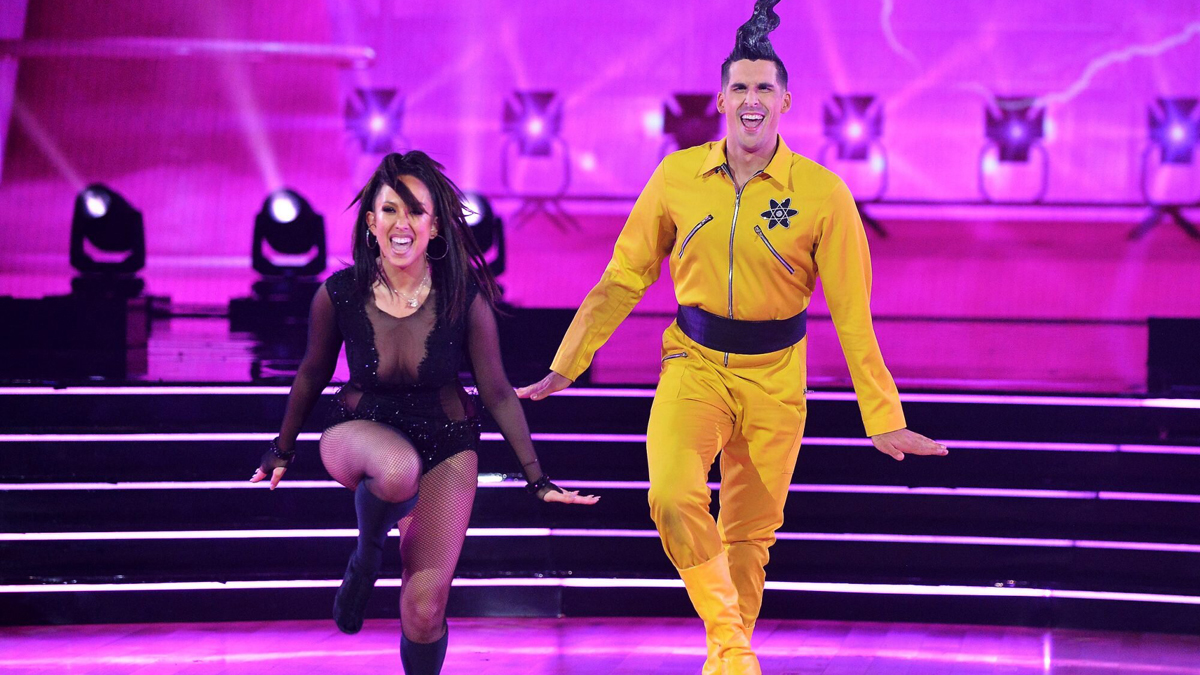 Cody Rigsby on Dancing With the Stars