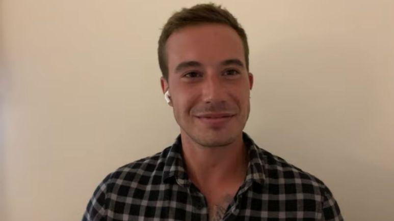 David Pascoe from Below Deck Mediterranean shares his mental health battle.