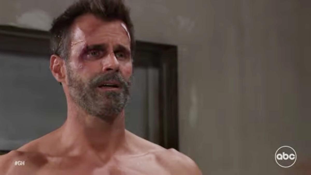 Cameron Mathison as Drew Cain.