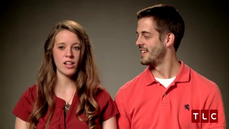Jill and Derick in a 19KAC confessional.