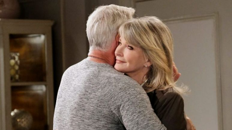 Days of our Lives spoilers tease John worries about Marlena.