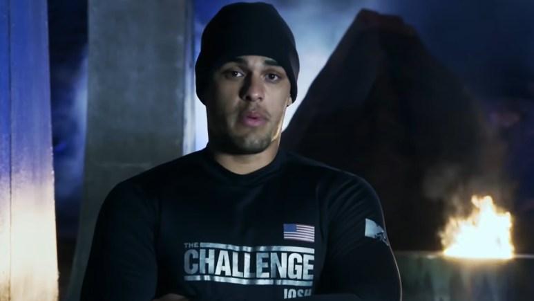 Josh Martinez On The Challenge