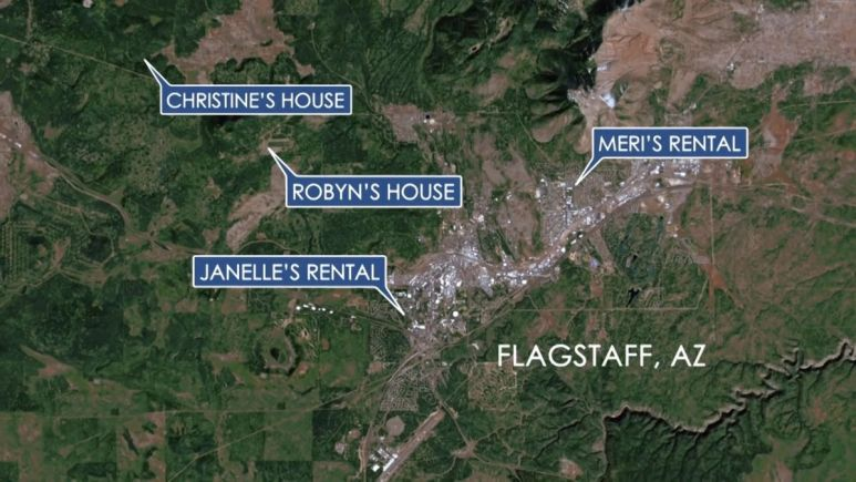 kody brown's wives' homes in flagstaff, arizona