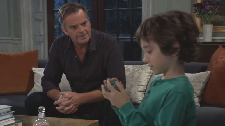 """Leo on General Hospital"""" Who is he and who is the actor playing him?"""