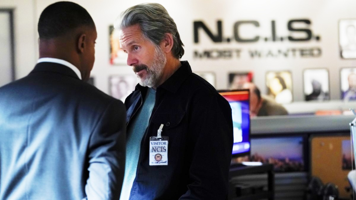 Parker And Vance NCIS 19