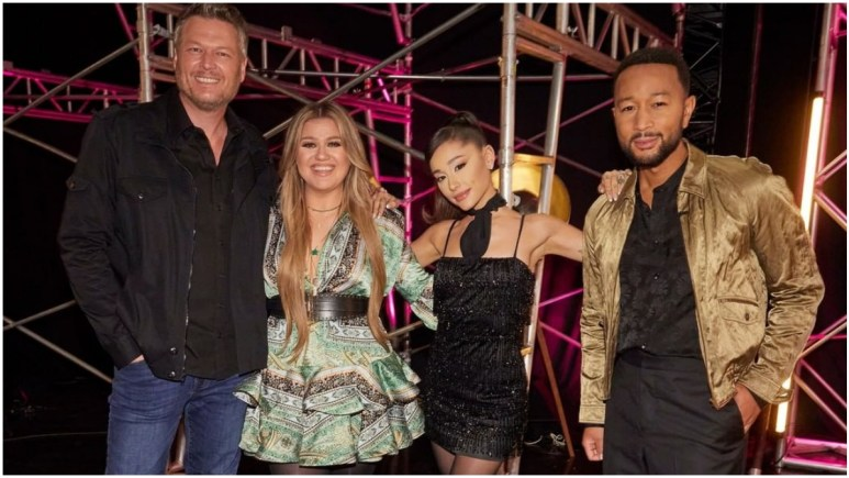 The Voice coaches for 2021