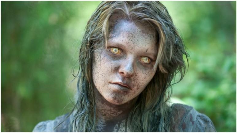 A walker, as featured in Episode 7 of The Walking Dead Season 3.