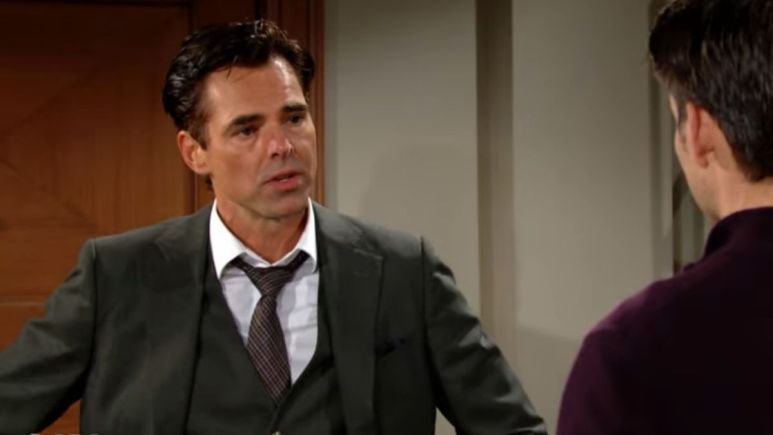The Young and the Restless spoilers tease the Newman men line up to stop Billy.