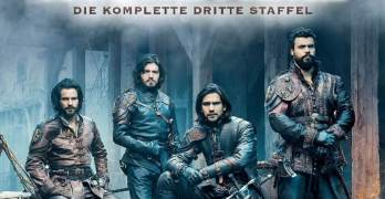 Die Musketiere Die komplette dritte Staffel Blu-ray Kritik
