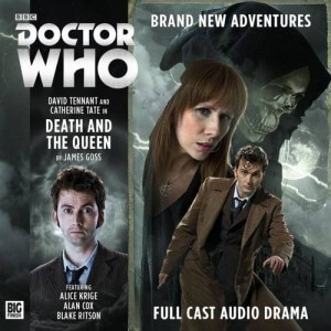 Doctor Who Death and the Queen von James Goss
