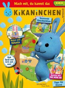 KiKANiNCHEN Magazin 01 / 2017