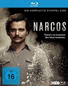 Narcos - Die komplette Staffel 1