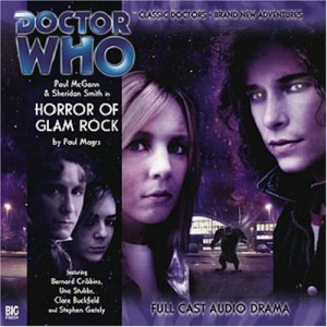 Doctor Who Horror of Glam Rock