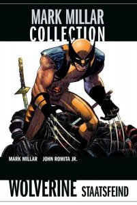Mark Millar Collection Band 2 Wolverine Staatsfeind von Mark Millar und John Romita Jr.