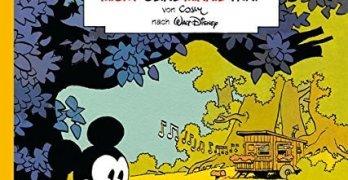 Eine geheimnisvolle Melodie oder wie Micky seine Minnie traf von Cosey Comickritik