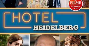 Hotel Heidelberg Die ersten beiden Filme DVD Kritik