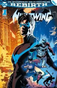 Nightwing Band 1 Besser als Batman von Tim Seeley, Javier Fernandez und Yanick Paquette