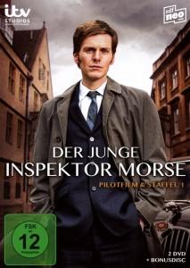 Der junge Inspektor Morse Pilotfilm und Staffel 1