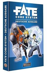Fate Core System Deutsche Ausgabe Spielkritik