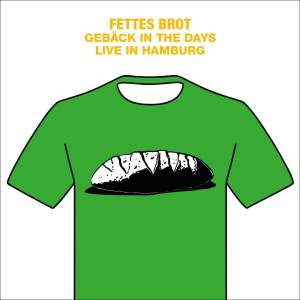 Fettes Brot veröffentlichen Gebäck in the Days Live in Hamburg