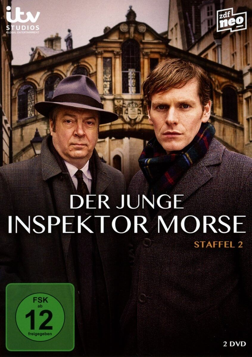 Der Junge Inspektor Morse Freundin