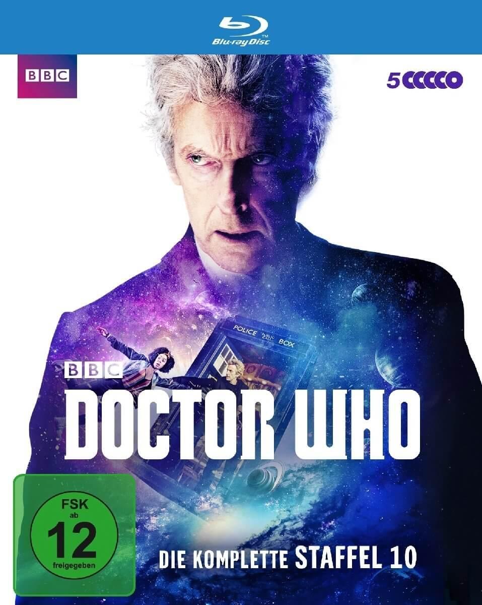 Dr Who Staffel 10 Netflix