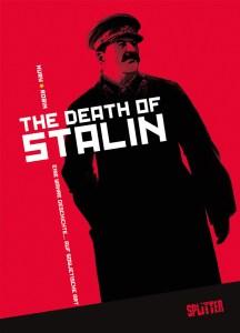 The Death of Stalin Die wahre Geschichte…auf sowjetische Art von Nury und Robin Comickritik