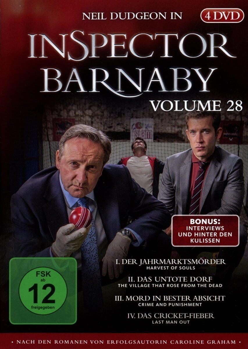Inspector Barnaby Kinox.To