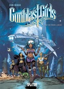 Gunblast Girls Band 1 Auf die Fresse, Lusche! von Crisse Comickritik