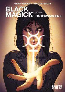 Black Magick Buch 2 Das Erwachen II von Greg Rucka und Nicola Scott