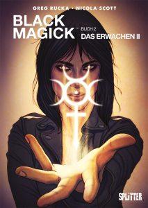 Black Magick Buch 2 Das Erwachen II von Greg Rucka und Nicola Scott Comickritik