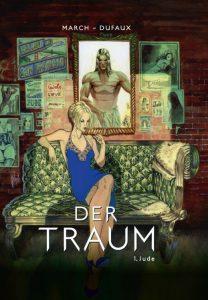 Der Traum 01 Jude von Guillem March und Jean Dufaux