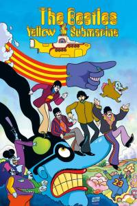 The Beatles Yellow Submarine Die Graphic Novel von Bill Morrison Comickritik