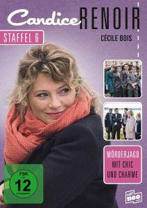 Candice Renoir Mörderjagd mit Chic und Charme Staffel 6 DVD Kritik