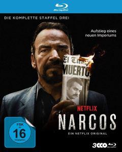 Narcos - Die komplette Staffel 3