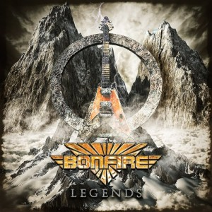 Legends von Bonfire CD Kritik