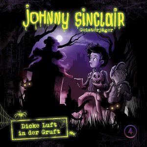 Johnny Sinclair Folge 4 Dicke Luft in der Gruft Teil 1 Hörspielkritik