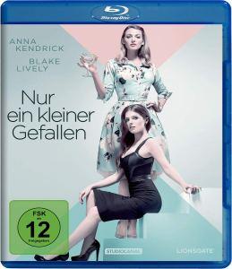 Nur ein kleiner Gefallen Blu-ray Kritik