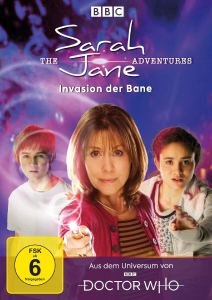 The Sarah Jane Adventures Invasion der Bane DVD Kritik