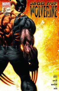 Jagd auf Wolverine Band 1