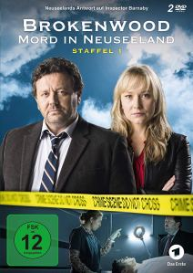 Brokenwood Mord in Neuseeland Staffel 1 DVD Kritik