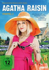 Agatha Raisin Staffel 2 DVD Kritik