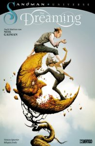 The Dreaming Band 1 von Simon Spurrier und Bilquis Evely