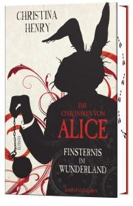 Die Chroniken von Alice Band 1 Finsternis im Wunderland von Christina Henry Buchkritik