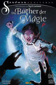 Die Bücher der Magie Band 2 von Kat Howard und Tom Fowler