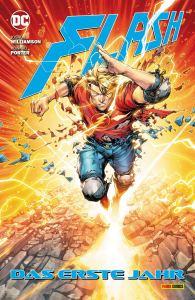 Flash Das erste Jahr von Joshua Williamson und Howard Porter Comickritik