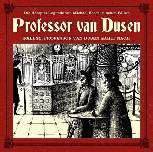 Professor van Dusen Fall 21 Professor van Dusen zählt nach